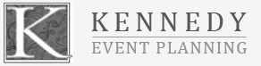 Kennedy Event Planning Logo
