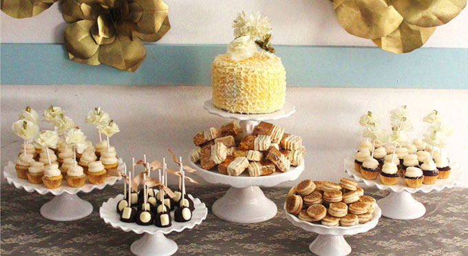 Sweet Treats Designer Dessert Tables Kennedy Event Planning