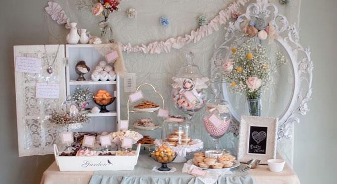 sweet treats designer dessert tables kennedy event planning. Black Bedroom Furniture Sets. Home Design Ideas
