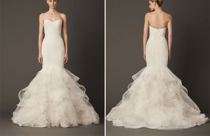 Mermaid Wedding Dresses Ottawa : Wedding dress styles ottawa magazine