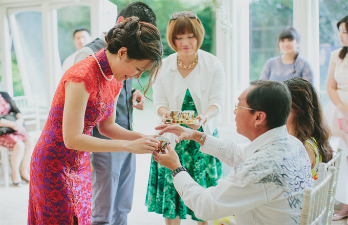 Cultural Series Chinese Weddings